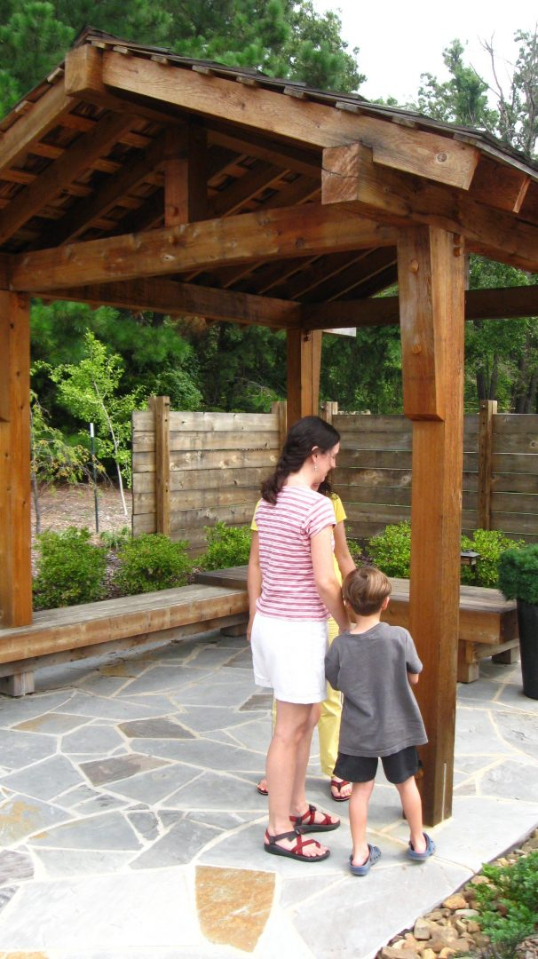Botanical gardens of the ozark garden design