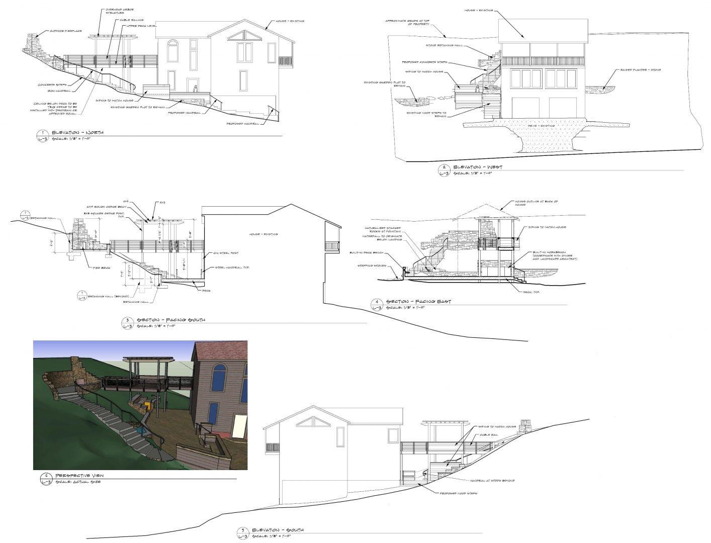 Summit elevation masterplan