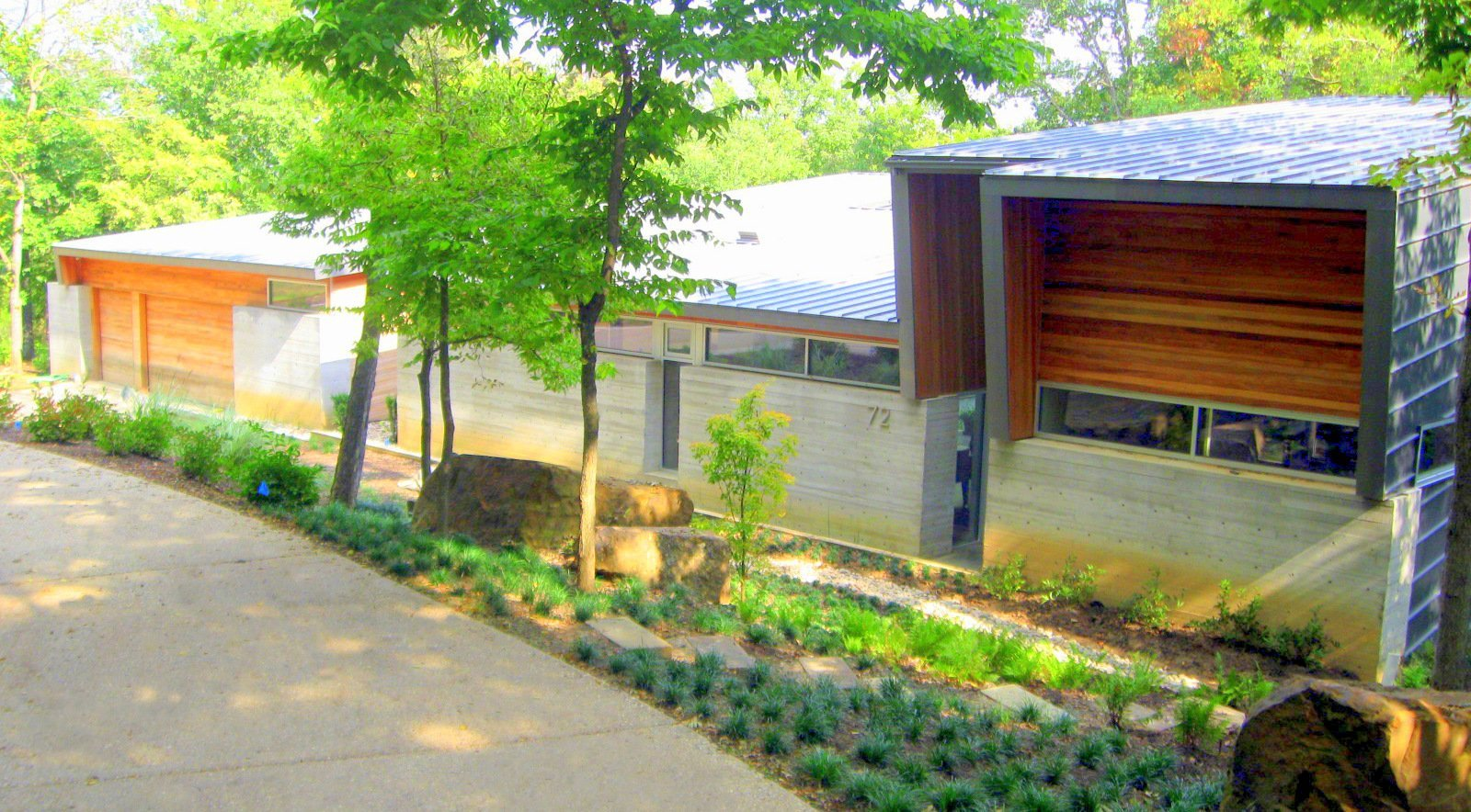 kestral harscape design residential
