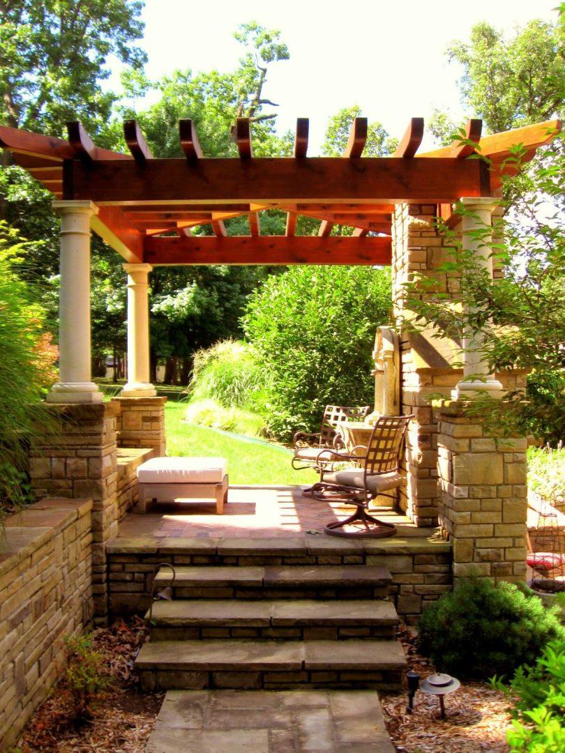 garden design huntington missouri arkansas architecture