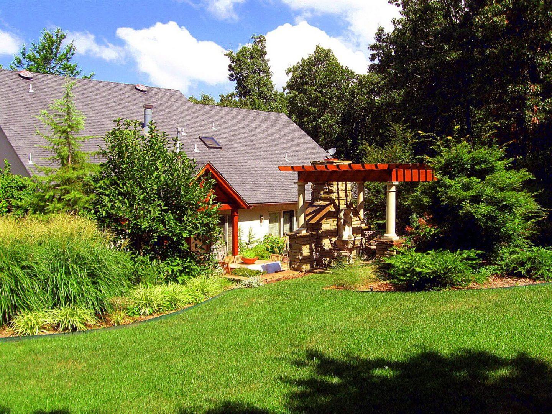Huntington grass garden design architecture