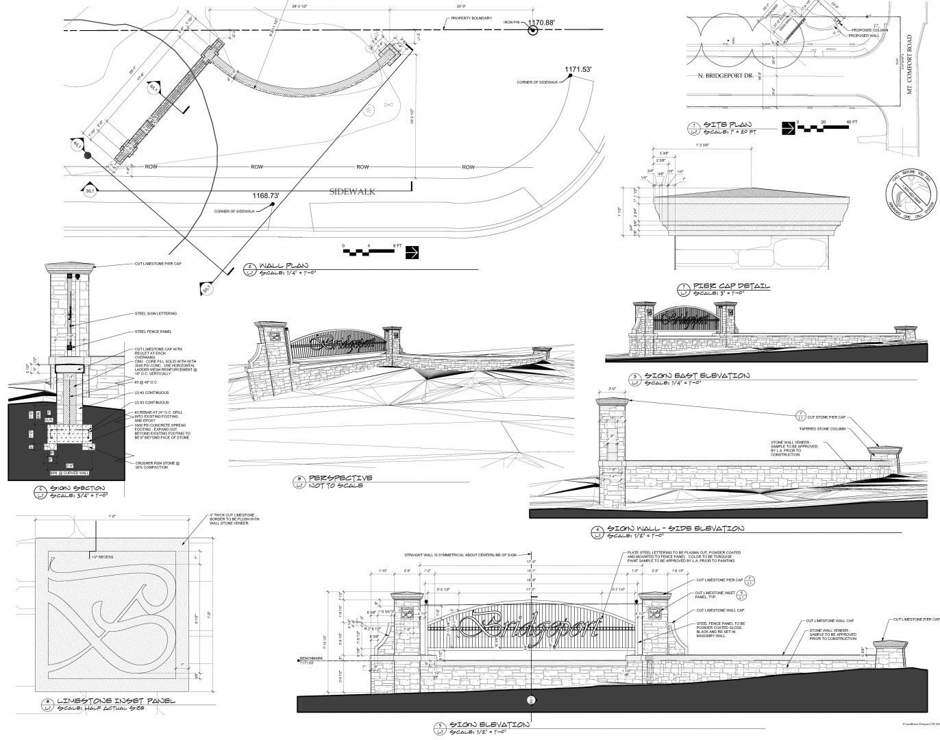 the masterplan for bridgeport