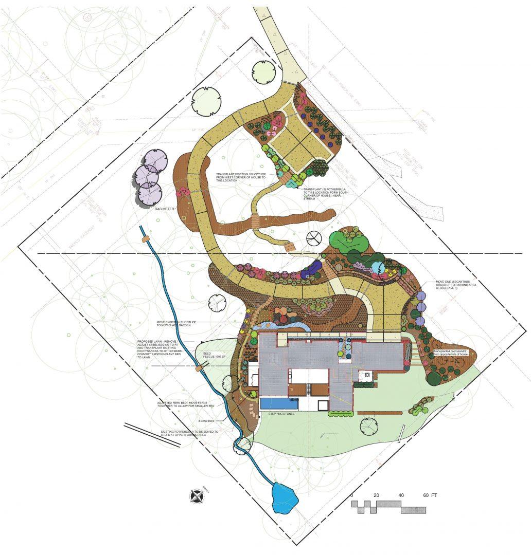 kestral masterplan garden design architecture