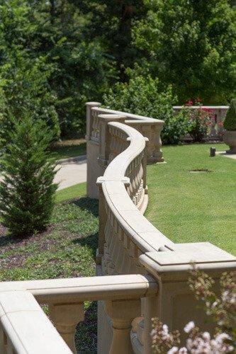 the wall falls lane garden design architecture